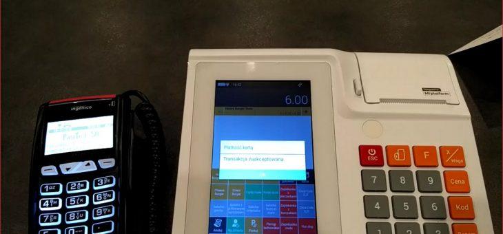 Kasa fiskalna Next oraz terminal płatniczy PayTel w Muszynie Zdroju